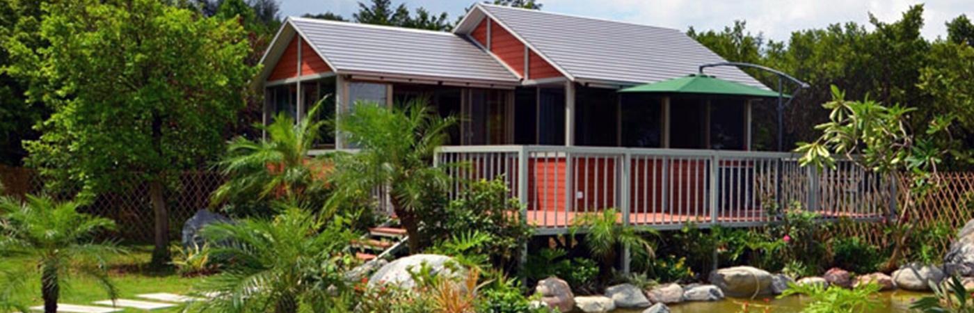 Presenting Le Thern Mobile Villa