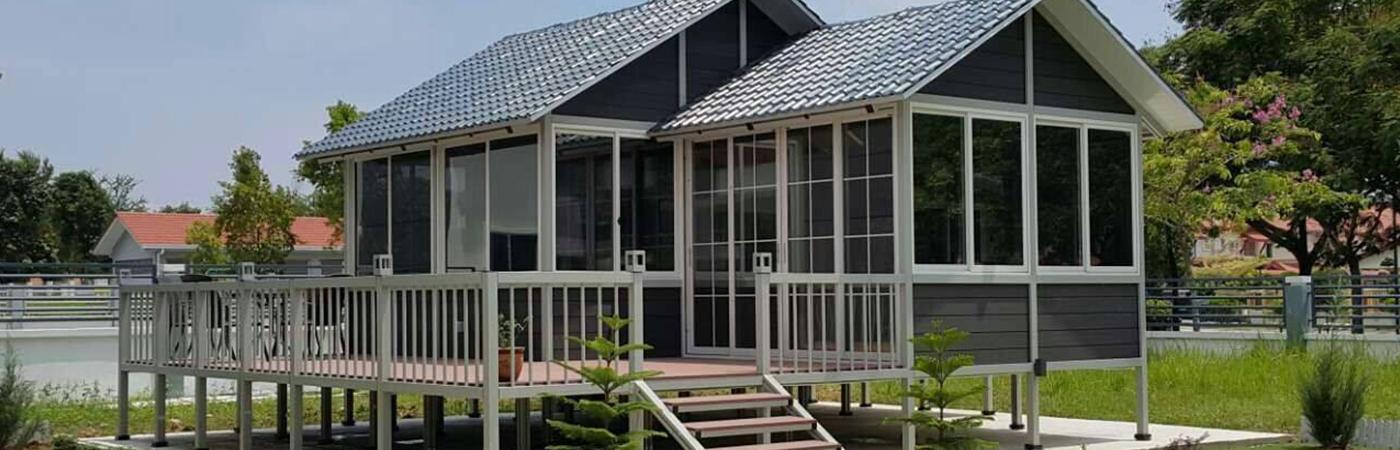 Le Thern Mobile Villa